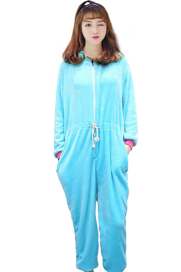 Unicorn Onesies Pajama Cosplay Costumes Adults Cartoon ...