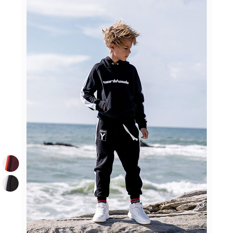 Pioneer Camp Kids 2017 New Brand Fashi Boys Spring S Sweatershirt Set Children Clothing Set Sports Suit For Boy 2017 new boys clothing set camouflage 3 9t boy sports suits kids clothes suit cotton boys tracksuit teenage costume long sleeve