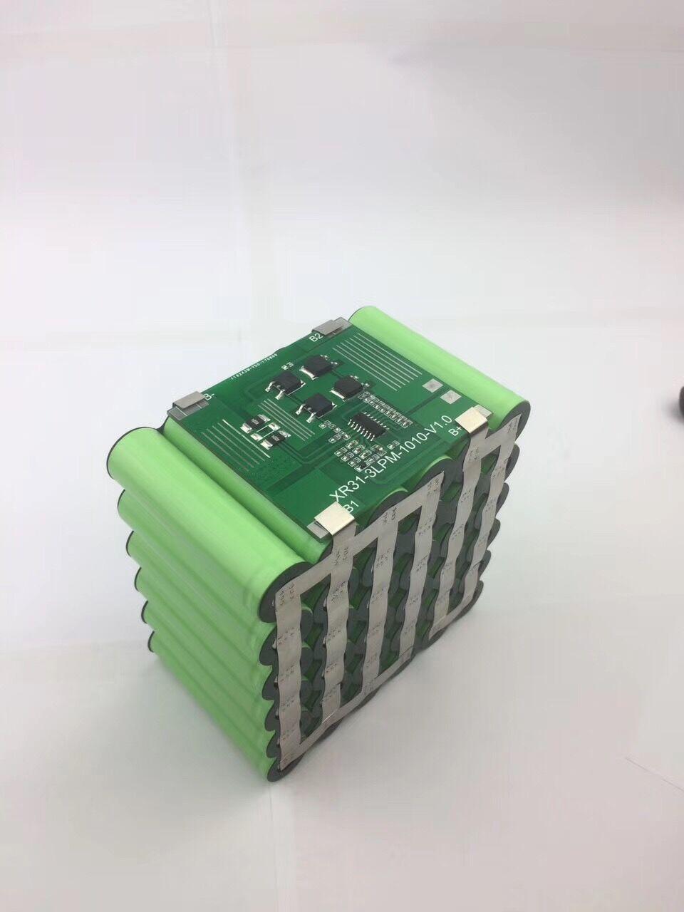Lithium battery protection board 50 A Avec Balance Polymère Batterie BMS composant