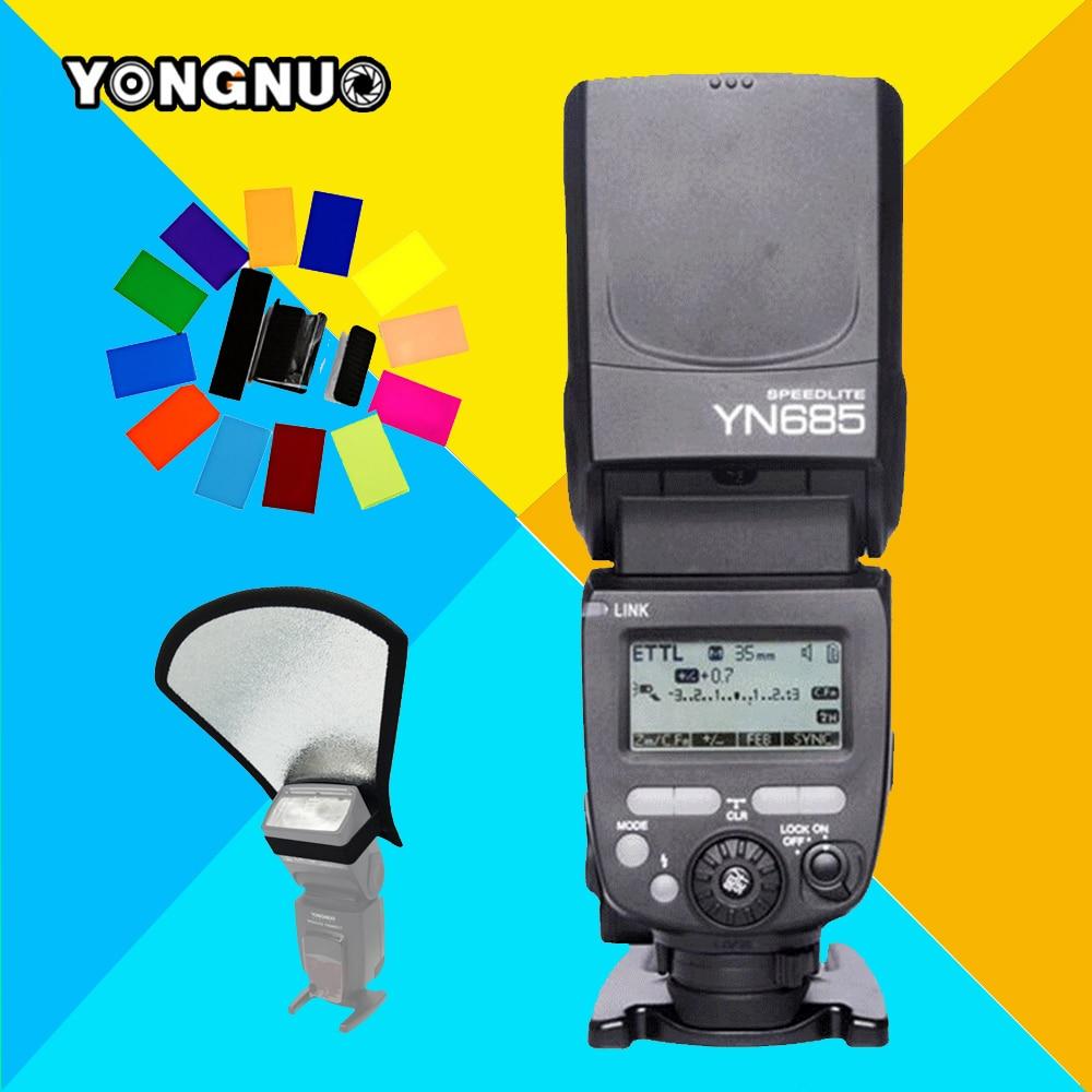 Free Shipping Buy Best YONGNUO YN685 TTL HSS 18000S