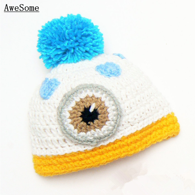 f85b0629d3576 Minion Despicable Me Cartoon Character Winter Hat