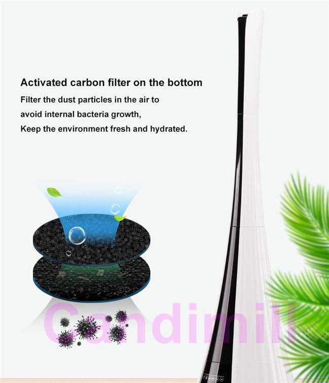 Humidifier detail 2