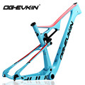 OG-EVKIN CF-049 рама для горного велосипеда (XC) T800 углеродная MTB рама Глянцевая 29er углеродное волокно EPS формовочная углеродная велосипедная Рама