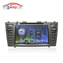 Free Shipping 8″ Car dvd gps For TOYOTA CAMRY 2007-2011 car dvd player with GPS Radio Bluetooth SD USB,Free 8GB map card