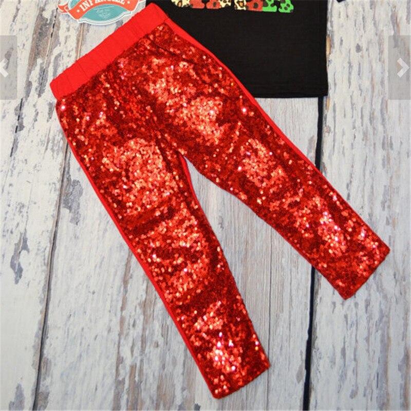 33b1bc013e0d Red Sequin Leggings