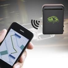 Cimiva Portable GPS Tracker TK102B GPS SMS GPRS SOS Para Ios App W/Control Remoto Sensor De Choque