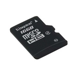 Image 2 - KingstonTechnology Micro SD Card Class 10 16GB MicroSDHC TF / Micro SD Card Black Memory Card Data read speeds up to 80MB/s