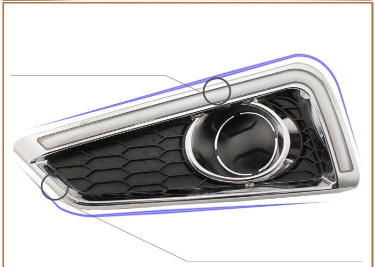 Для Jeep 7 ''светодиодный комплект фар черного цвета с белым Halo Angel Eye Ring DRL & Amber указатели поворота заменяет любой 7'' фары - 6