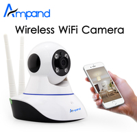 HD 720P Wireless WIFI APP CMS Free High Dedinition Wifi Night Vision Camera IP Network Dual