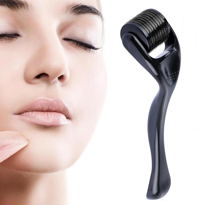 540 Titanium Micro Needle Anti-Age Acne Scar Marks Freckle Derma Roller Microneedles