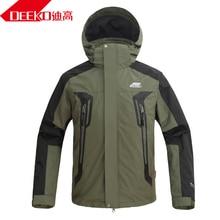 Deeko dickko 2013 outdoor font b jacket b font 1504 male 3 in 1 disassembly outdoor