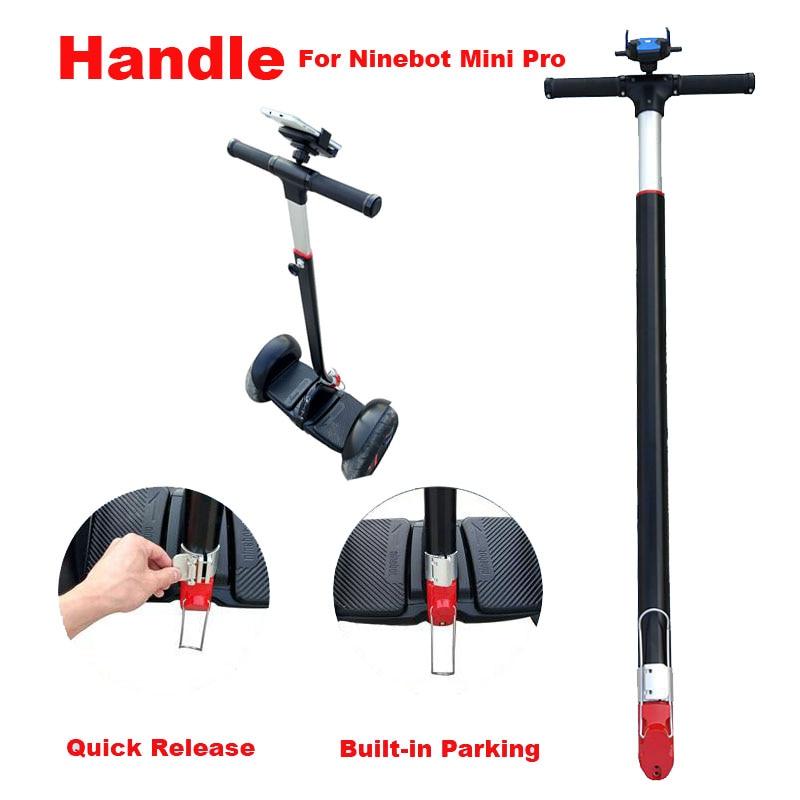 MiniLITE Maniglia Scooter Regolabile MiniPRO Scooter Manubrio Extention Corrimano In Alluminio A Mano di Controllo per MiniLITE Scooter