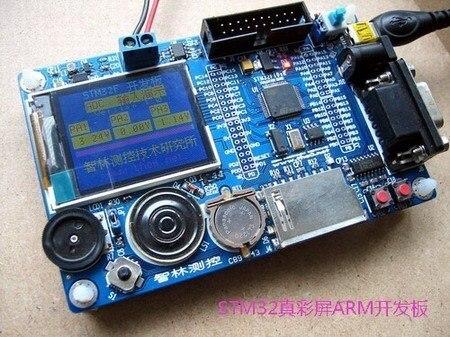 цена на STM32F103RBT6 development board TFT true color CORTEX-M3 ARM core learning board
