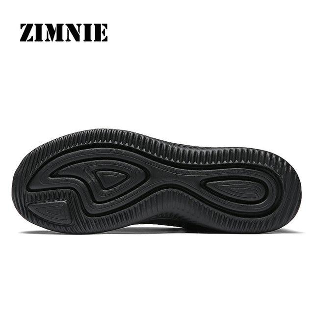 ZIMNIE Men Running Shoes Sneakers For Men Comfortable Sport Shoes Men Trend Lightweight Walking Shoes Breathable Zapatillas 3