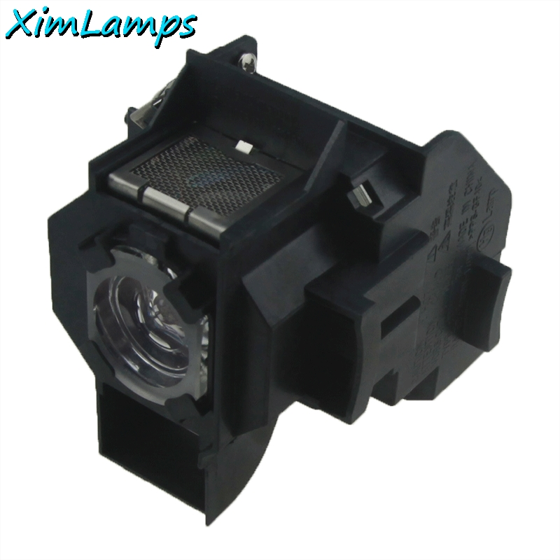 Factory Free Shipping! High-quality Compatible Lamp with Housing ELPLP36 for EPSON EMP-S4 EMP-S42 Projector  free shipping new arrivals yl 36 oem projector lamp for xj s36 with high quality