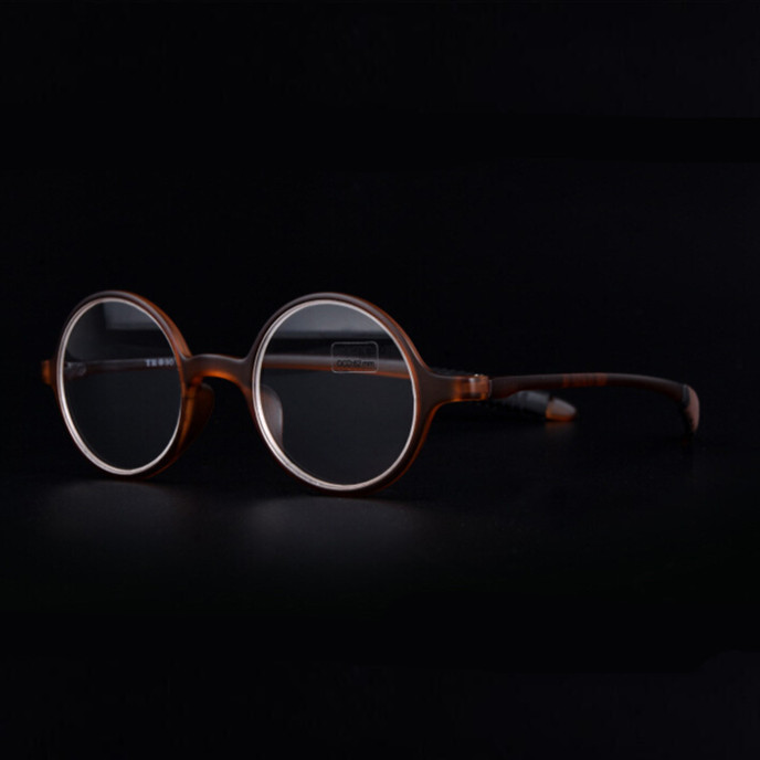 Fashion Italy Design TR90 Retro Round Frames Reading Glasses Men Women Retro Style Optical Glasses Unisex Eyewear YJ057