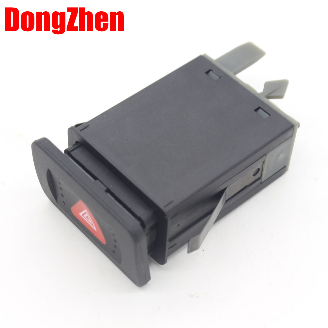 DongZhen Switch Hazard Warning Flash Switchs Button For VW Jetta 4 Bora Golf MK4 1J0 953 235 C 1pcs