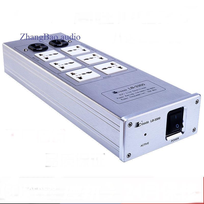 Bada LB-3300 Audiophile Power Filter Hi-Fi Power Plant Audio Power Purifier кувалда matrix с фибергласовой обрезиненной рукояткой