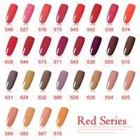 20202 24Pure Colors Soak Off UV Gel Professional