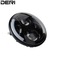 7 Inch 24V 12V 80W Round LED Headlight Kit With CREE LED Chips H4 H13 High