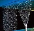 20163 M x 3 M 300 leds carámbano led cortina de la secuencia de hadas de luz 300 bombilla de Navidad Navidad de La Boda home garden fiesta de navidad guirnalda decoración 110 V 220 V