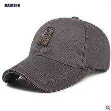 MAERSHEI 2018 hombres salvajes de algodón gorra de béisbol Snapback verano  Golf Cap Hockey sombrero Casquette 2b886ec2112