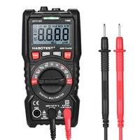 HABOTEST HT113C Digital Multimeter ESR Meter True RMS 6000 Counts Voltmeter Ammeter Capacitance Frequency Test NCV Tester
