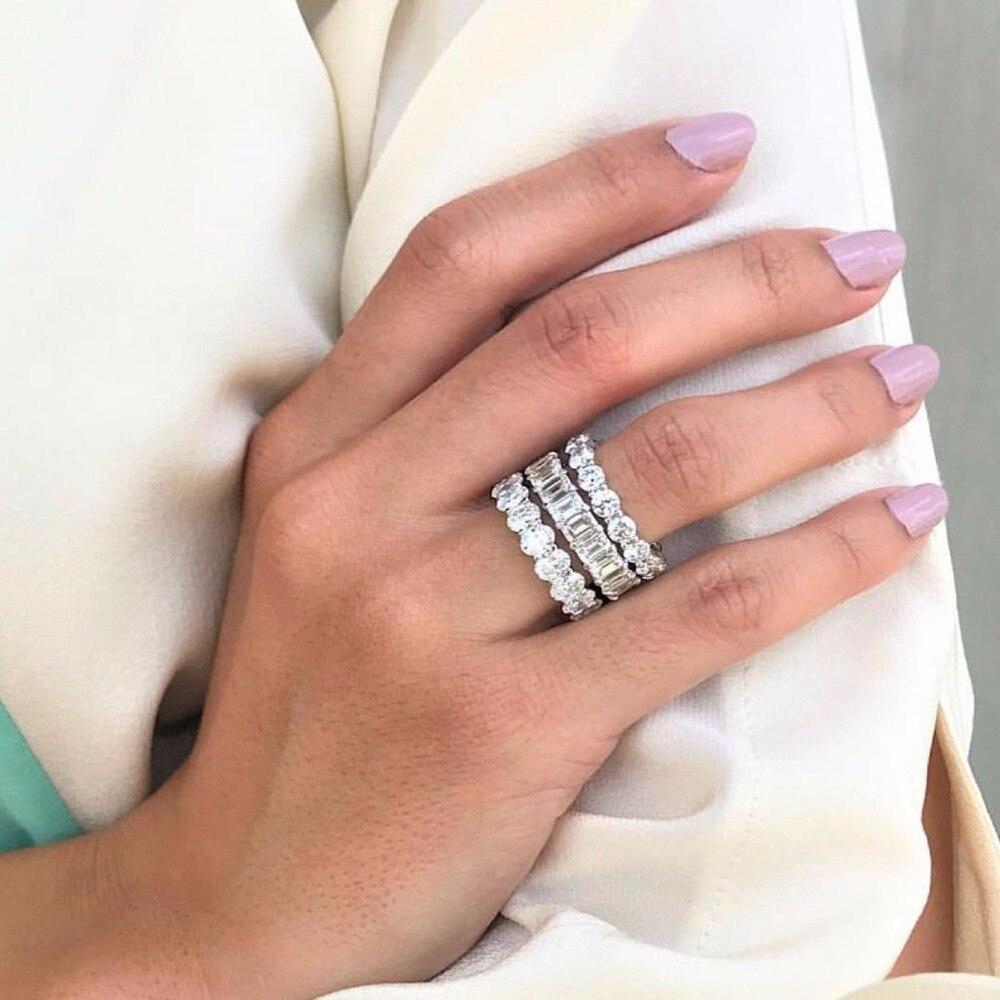 серебряное кольцо на помолвку