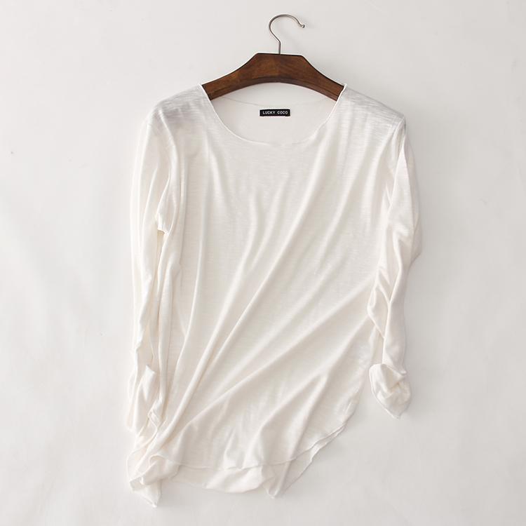 Blusa loose t-shirt 16