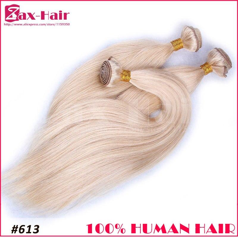 #613 #8 Brazilian Virgin Hair Straight Stocked Brazilian Straight Virgin Hair For Black Women Unprocessed Remy Grade 7A Hot Sale