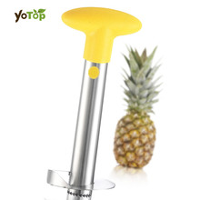 YOTOP Stainless Steel Pineapple Peeler for Kitchen Accessories Pineapple Slicers Fruit Knife Cutter Home Cooking Tools