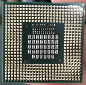 Image 2 - Intel Core 2 Duo T7800 notebook  CPU Laptop  processor CPU  PGA 478 cpu 100% working properly