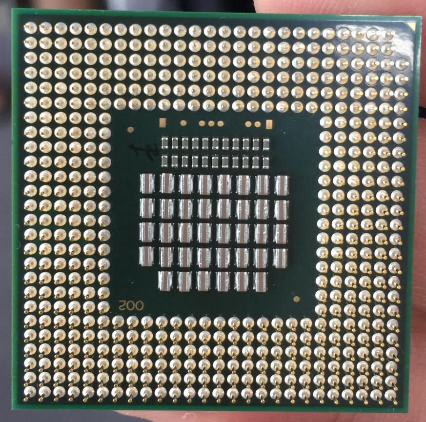 Intel Core 2 Duo T7800 notebook CPU SLAF6 G0 Laptop processor CPU PGA 478 cpu 100% working properly