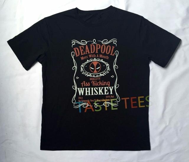 Verano de Impresión 3D Roca Deadpool T Camisa de Los Hombres de Hip Hop de La Calle estilo Crossfit Negro O Cuello Camiseta de Manga Corta Marca T-shirt Camiseta Tops