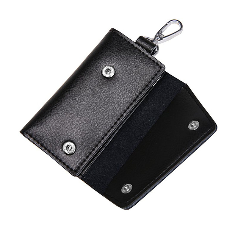 Genuine Leather Men Key Holder Organizer Wallet Car Key Pouch Bag Case Keychain Women Housekeeper Sleuteletui Porta Llaves case for oneplus 3t tpu transparent soft shell tree branches pattern