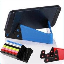 UVR Универсальный складной держатель для мобильного телефона, подставка для iphone, планшета, всех смартфонов, регулируемая поддержка, держатель для телефона, стол