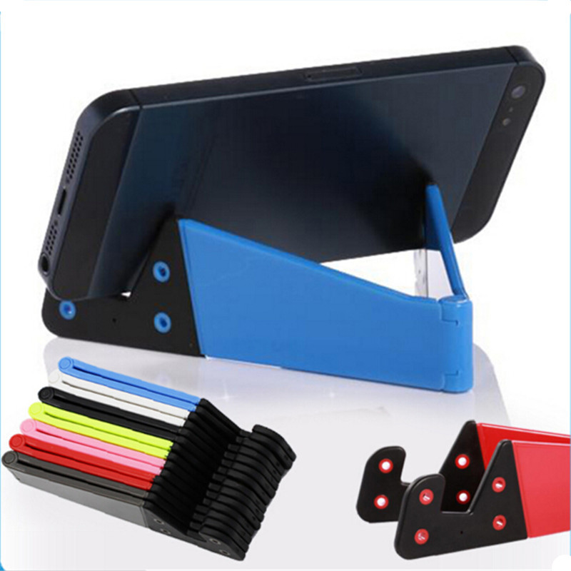 UVR Universal Foldable Mobile Phone Stand Holder For Iphone Tablet All Smartphone Adjustable Support Phone Holder Desk