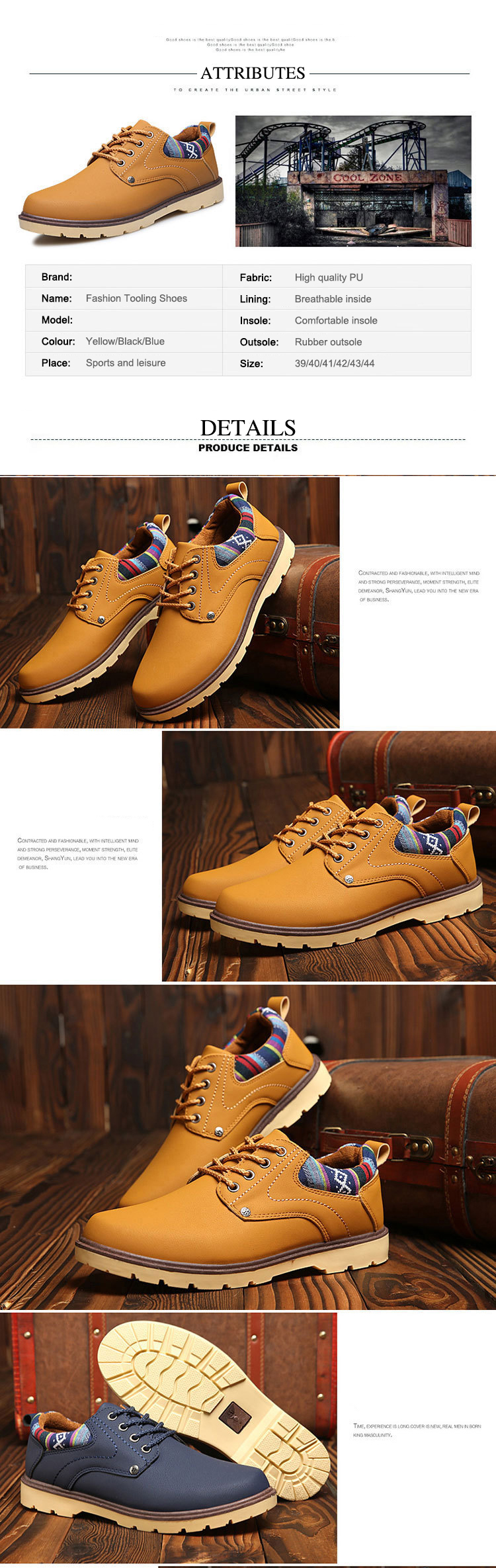 Men's Boots Persevering New Fashion Men Big Size Steel Toe Covers Working Safety Shoes Anti-puncture Worker Sneakers Security Boots Protective Footwear