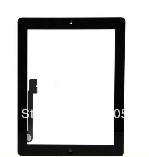 Originale écran tactile Digitizer pour New iPad 4 noir
