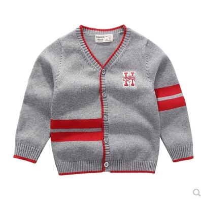 f2ac0bafb 2018 new boys sweater coat autumn and winter 0 2 years old cotton ...