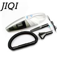 JIQI Cordless Rechargeable Vacuum Cleaner High Power Strong Suction USB Hand Vacuum Sweeper Car Home Dust