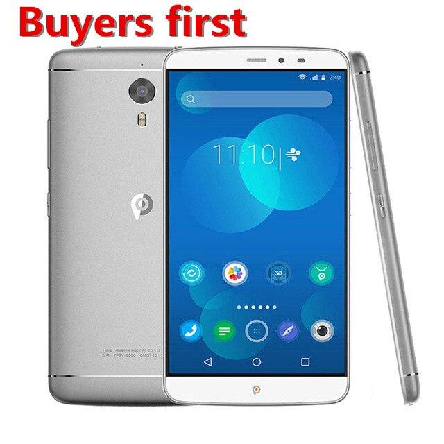 D'origine PPTV Roi 7 S 4G LTE 2.5D 2 K 6.0 IPS Smartphone Helio X10 Octa base Android 5.1 RAM 3 GB ROM 32 GB 13.0mp Mobile Téléphone