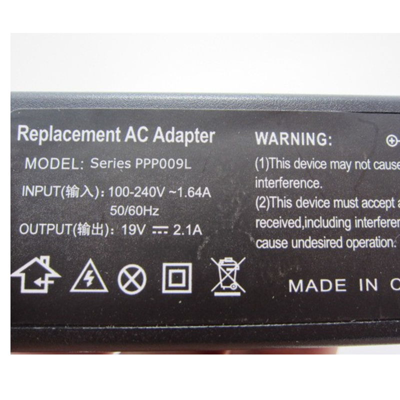 HSW 19V 2 1A Laptop Charger Notebook Power adapter for Asus EeePC 19V 2 1A 1 58A 1005 1001 in Laptop Adapter from Computer Office