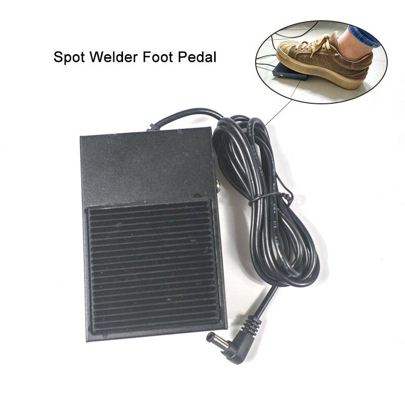 Foot Pedal Battery Spot Welder Foot Pedal Switch For 709A 709AD 787A 788H 18650 Welding Machine Foot Pedal Switch Spot Welding