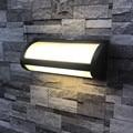 Творческий современный светодиодный настенный светильник водонепроницаемый ворота сада Спальня балконе  светодиодные потолочные светиль...