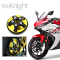 Hot style CNC Aluminium motorcycle Engine Protective Protect plug Cover For Yamaha YZF R3 YZFR3 YZF R25 YZFR25 2015 2016 15 16