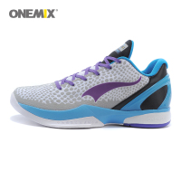 ONEMIX Men S Top Sports Shoes 2016 Basketball Shoes Waterproof Light Non Slip Sports Shoes Size