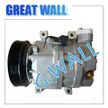 Auto ac Compressor for Car Nissan X-Trail 2.0L For Car Nissan X-Trail 2.5L for car ac compressor for Car Nissan Primera 2.0L