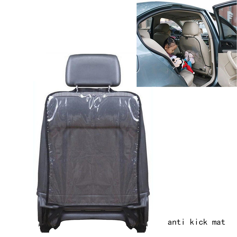 Car Kick Mats Back Seat Mud Protectors Cover Backseat Children Child Kids LA