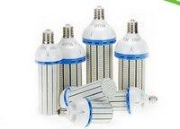 4pcs Super Bright LED Corn Light 30W 50W 70W 100W 120W 140W SMD2835 AC85 265V Warm/Cool White E27 E40 High Bay Warehouse Light